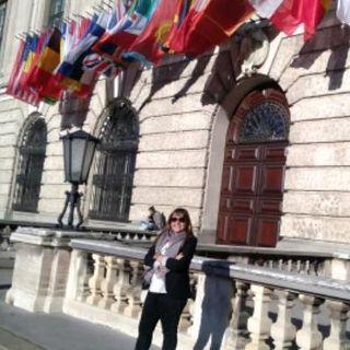 """Da Catania all'Austria """"Qui mi sento realizzata, ho preso in mano la mia vita """"  La storia di  Cristina Manna"""
