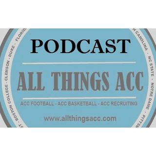 All Things ACC Podcast: Week 12 Rankings Released, Clemson, Coastal Division