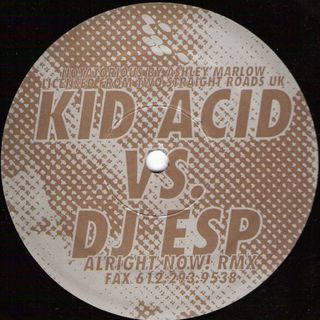 Kid Acid vs. DJ ESP - Notatorious