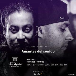 Amantes del sonido (Tynoko y T-Lonius)