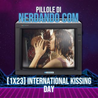 [1x23] International Kissing Day
