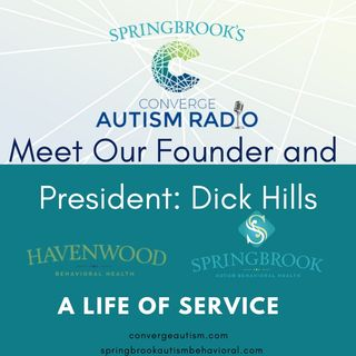 Meet Our Founder and President Dill Hills: A Life of Service