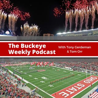 Buckeye Weekly Podcast -- Garrett Wilson and Jaelen Gill Impressing