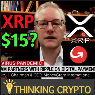 RIPPLE XRP Bullish Outlook As MoneyGram Sees Success & XRP CBDC Use Cases!