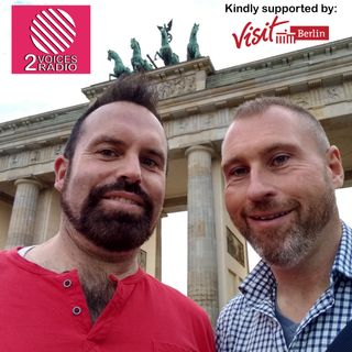 Travelogue: Berlin Special.  Exploring the City & suburbs.  Plus Christian Tanzler from Visit Berlin.   EP 104
