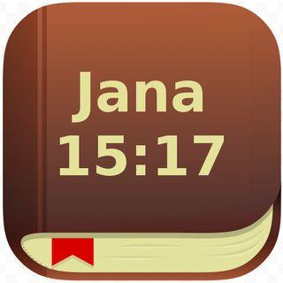 40 - Jana 15:17