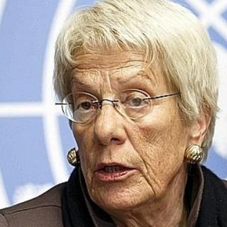 UN War Crimes Commissioner Resigns +