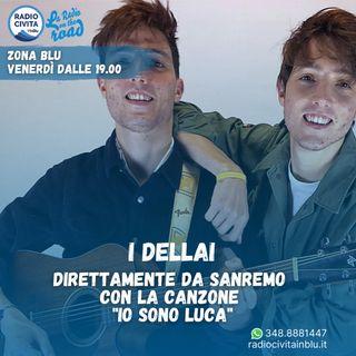 Sanremo 2021, intervista a Matteo Dellai