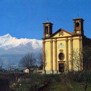 Un culto comodo comodo a Luserna San Giovanni