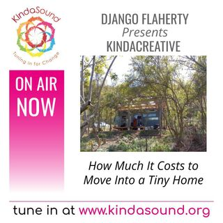 How Much Does a Tiny Home Cost? (South Africa) | KindaCreative with Django