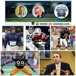 Tony Reno, Tony Collins, Mark Carrier, Levon Kirkland, & Nick Athen Join Us