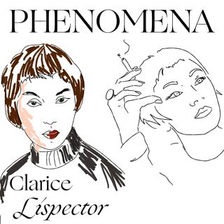 #8 Clarice Lispector