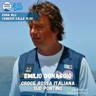 L'impegno della Croce Rossa Italiana, l'intervista a Emilio Donaggio