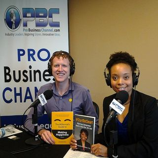 CoFounders Podcast - Guide to Happiness and Intellectual Property for Entrepreneurs
