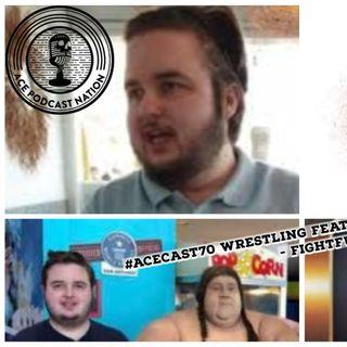 Joe Hulbert | Fightful | Wrestling Feature Writer | Distraction co-host #10