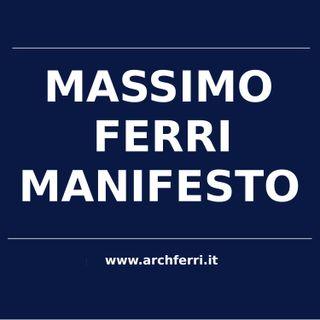 Massimo Ferri - Manifesto (oggi sono 49!)