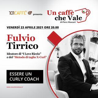 Fulvio Tirrico: Essere un curly coach