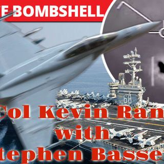 ADP: Stephen Bassett - Nimitz Video/Disclosure - Part 2