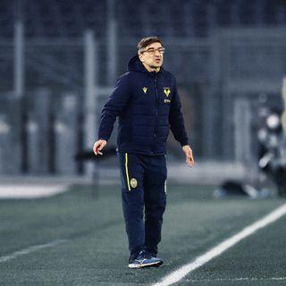 #RomaVerona | Le parole di mister Juric a fine gara | 31 gennaio 2021