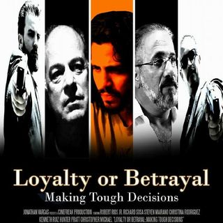 "Actors Of ""Loyalty or Betrayal""! Richard Sosa & Kenny Ruiz!"
