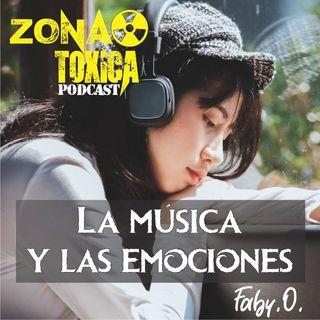 Episodio #5 la musica y las emociones - Faby. O