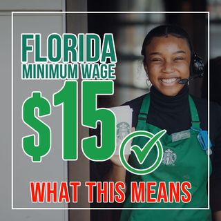 $15 Florida Minimum Wage Passes | What This Means For Restaurants