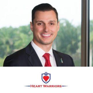Marc Marra of Heart Warriors Inc