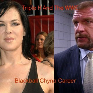 Chyna Break Her Slience on Triple H