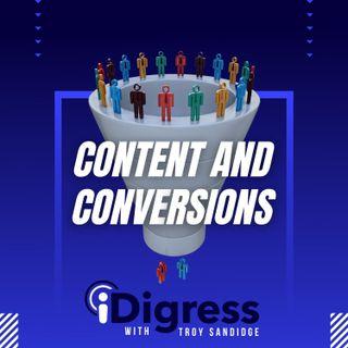 #ContentAndConversions