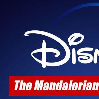 Episode 210 – The Mandalorian Launches Disney+