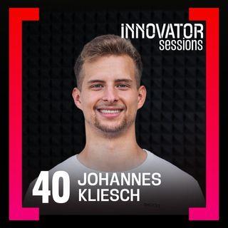 Jungunternehmer Johannes Kliesch erklärt, wie wir möglichst nah an unseren Mitmenschen dran sind und uns in unser Gegenüber hineinversetzen
