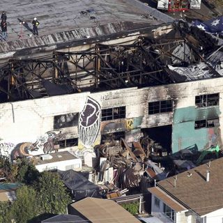 Recovery Of Oakland Fire Victims Continues