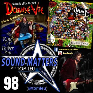 098: Donnie Vie from Enuff Z'Nuff #2