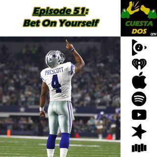 51. Bet On Yourself