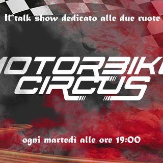 LIVE con Edoardo Vercellesi e Mirko Colombi | Motorbike Circus - Puntata 260