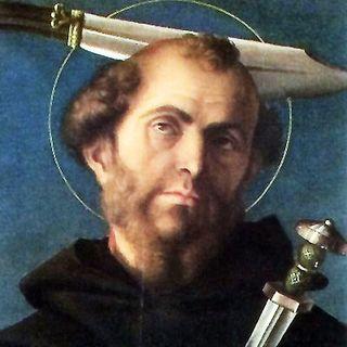 San Pietro martire, il Santo inquisitore