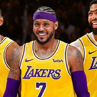 Carmelo Anthony To The Lakers!!!!- Shizzy's Lit Podcast
