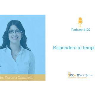 #129 Live Chat nel customer service - intervista a Floriana Cantarella