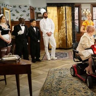 Kommentary W/ Kirstie: 2 Broke Girls S05E07 - And the Coming Out Party