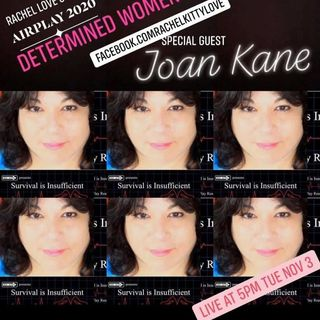 Determined Women: Joan Kane