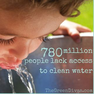 Matt Damon, Water.org ~ World Water Week