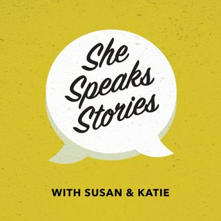 Episode #12. She Speaks Stories Live