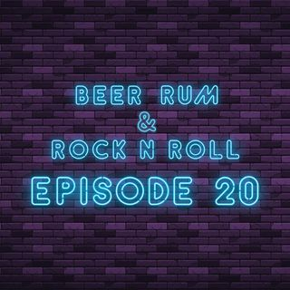 Episode 20 (ROLLING STONES / IRON MAIDEN / RIVAL SONS / STYX / TOQUE CONCERT REVIEWS PLUS ROCK NEWS)