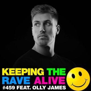 Episode 459: Olly James!
