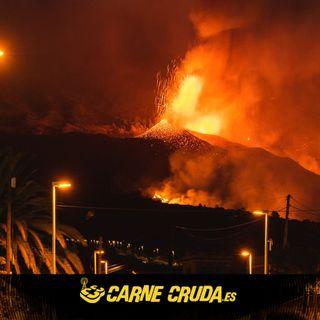 La Palma: vivir bajo el volcán (CARNE CRUDA #924)