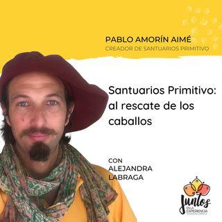 Ep. 088 - Al rescate de los caballos con Pablo Amorín Aimé