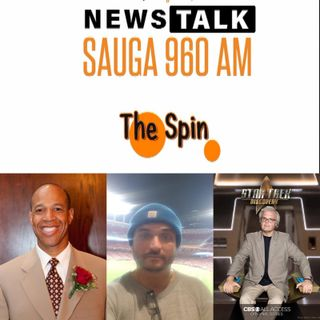The Spin - August 27, 2020 - The NBA and MLB Pausing to Protest Against Police Brutality and Systemic Racism