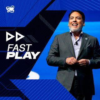 Fast Play (03/09): Shawn Layden explica o porquê saiu da PlayStation e promoções no final de semana