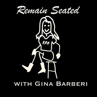 Remain Seated with Gina Barberi - We Read Books (Honestly, We Do)