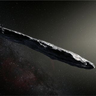 'Oumuamua: Avi Loeb says it may have been artificial